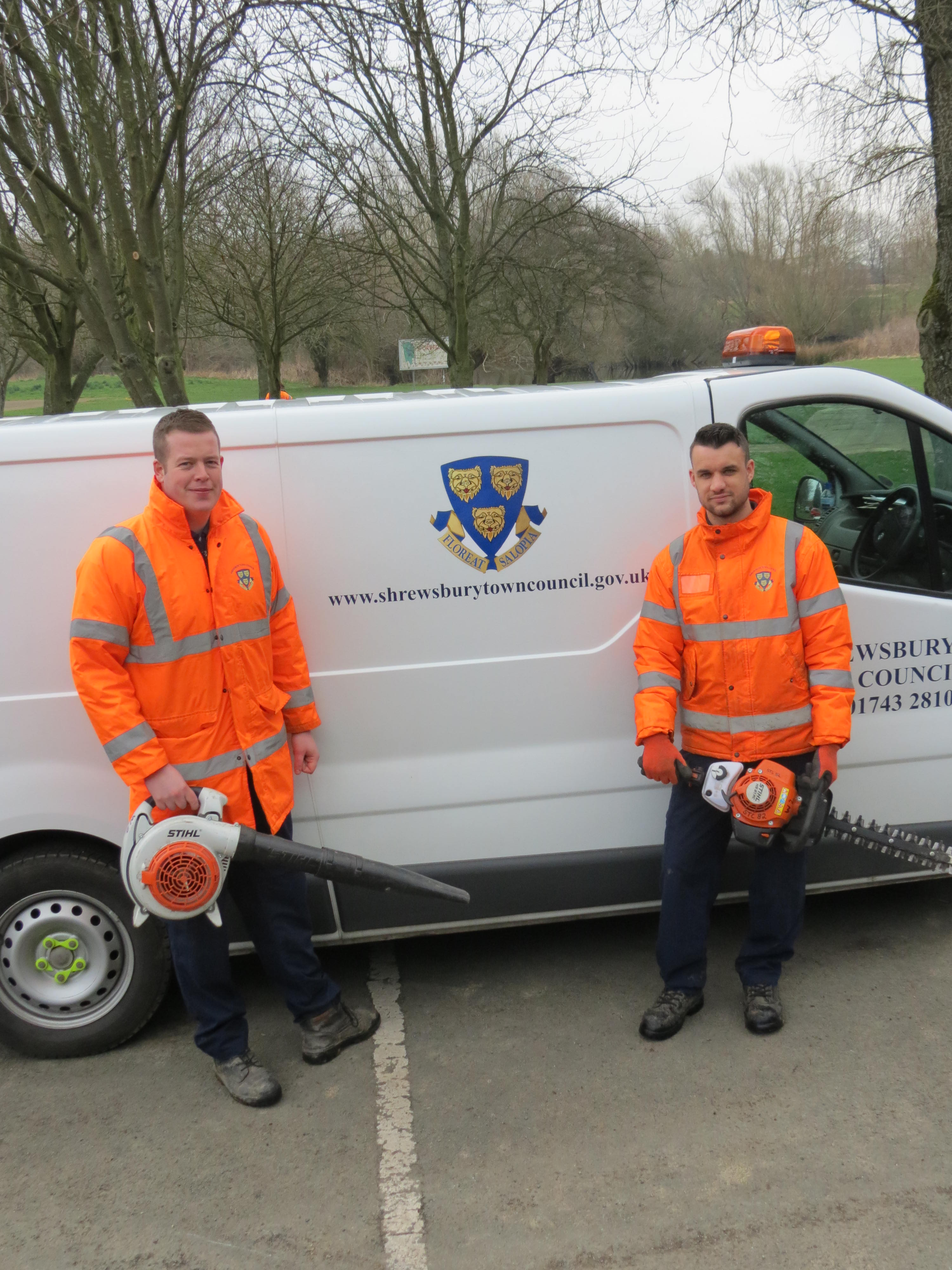 Town Council Wardens