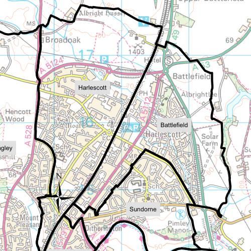 Battlefield Ward Map